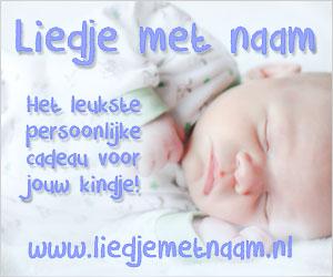 LiedjeMetNaam.nl advertentie
